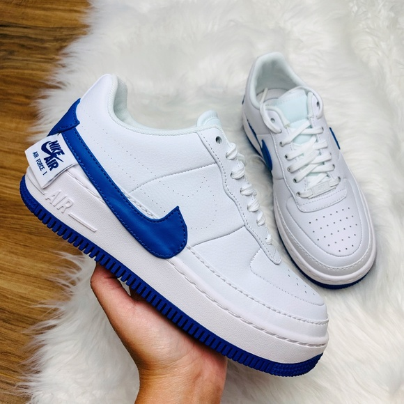 Nike Air Force 1 Jester XX White Blue NWT